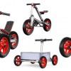 Infento – zestaw konstrukcyjny pozwalający dzieciom budować prawdziwe pojazdy