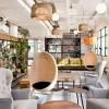 Nowe, zielone biuro Etsy