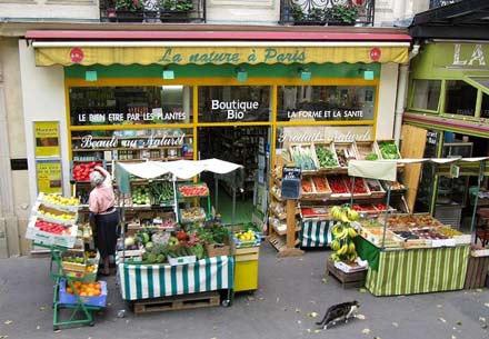 Ekologiczny small business