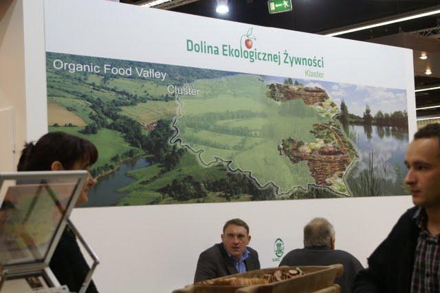 Targi ekologiczne BioFach