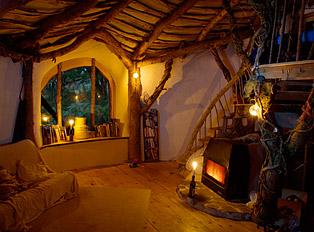 Hobbitowy dom