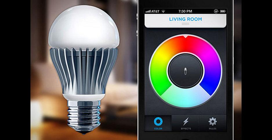 Energooszczędna żarówka LED