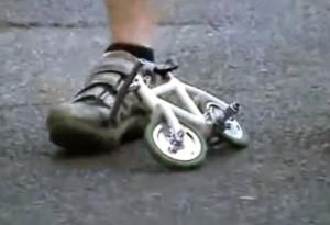 Kieszonkowy rower
