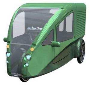 TruckIt elektryczny rower dostawczy
