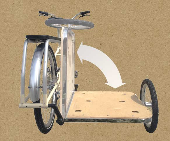 Wózek boczny Xtracycle