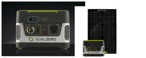 Solarny generator prądu Yeti 150 Goal Zero