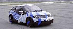 Miejski samochód elektryczny Visio.M
