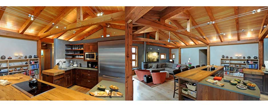 Dom w Oregonie z certyfikatem LEED