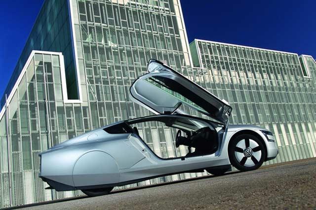 Hybrydowy Volkswagen XL1