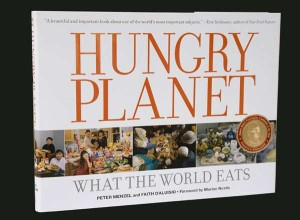 Album Hungry planet Peter Menzel