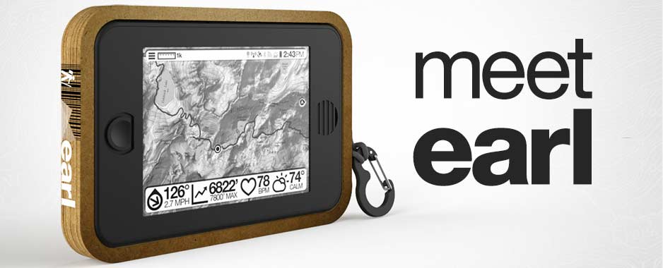 Tablet Earl Backcountry