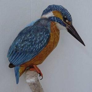 Ptak z papieru