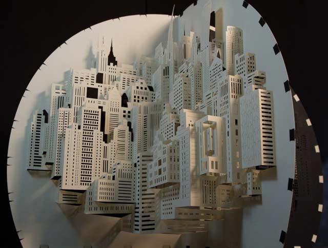 Miasto z papieru
