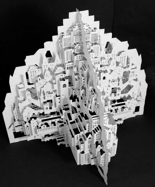 Domki z papieru