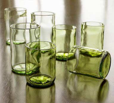 Szklanki z butelek - jak obciąć butelkę
