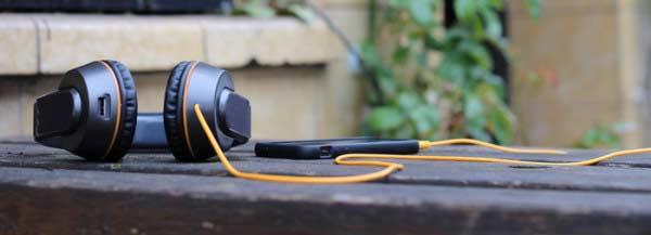 Słuchawki OnBeat