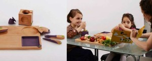 Bezpieczne narzędzia kuchenne dla dzieci