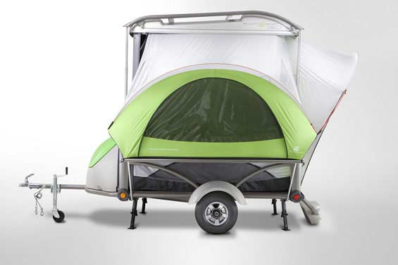 Namiot na kółkach GO