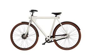 Holenderski rower miejski Vanmoof 10 Electrified