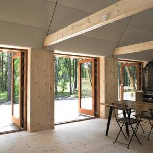 Naturalny, zrównoważony dom