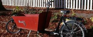 Rower towarowy