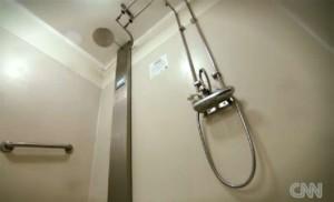 Oszczędny prysznic