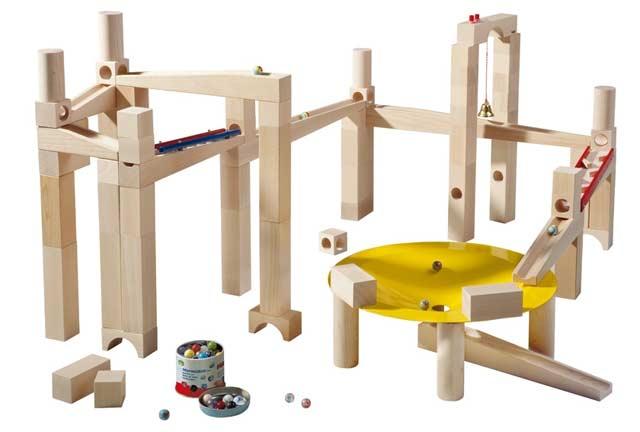Zabawka drewniana kulodrom Haba