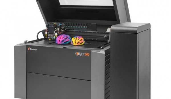 Multimateriałowa drukarka 3D