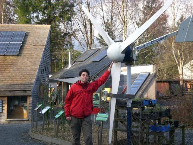 Przydomowe instalacje odnawialnych źródeł energii OZE