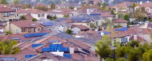 Panele na dachu