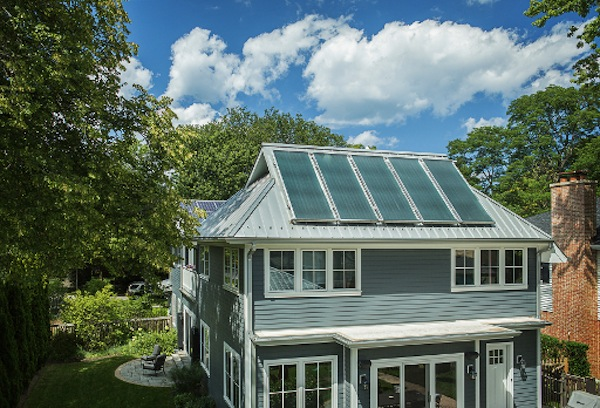 Dom energooszczędny pasywny