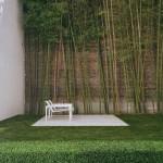 Ogród ascetyczny minimalistyczny