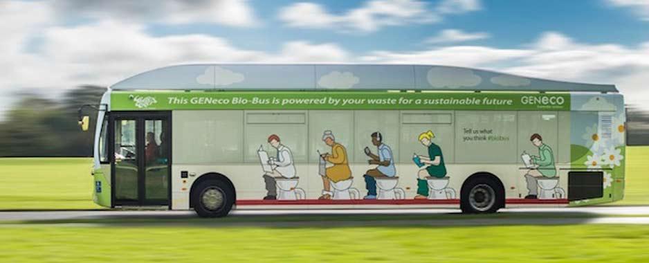 Bio-bus autobus na metan z oczyszczalni ścieków