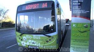 Autobus na biogaz