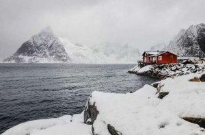Dom w Norwegii