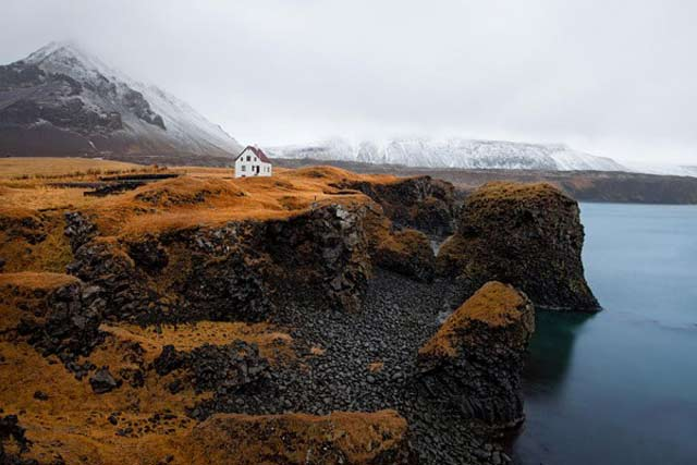 Dom Islandia