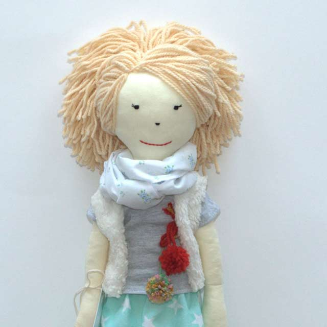 Szmaciana lalka alternatywna