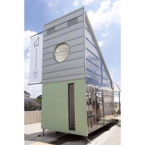 Energooszczędny dom modułowy