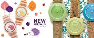 Ekologiczne zegarki Sprout