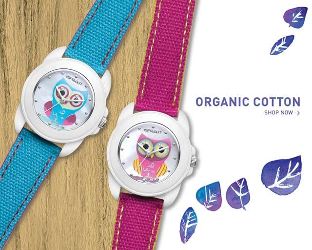 Ekologiczny zegarek