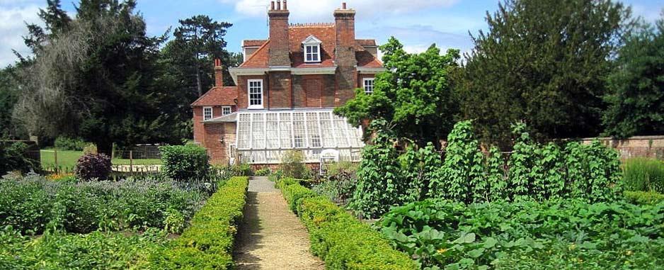 Mały ogród warzywny na 200 metrach