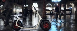 Elektryczny skuter hulajnoga Scrooser