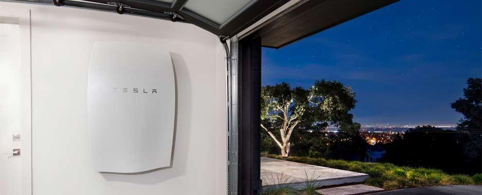 Akumulator Tesla Powerwall