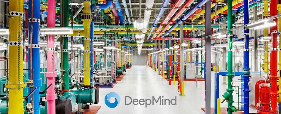 Infrastruktura Google Deep Mind
