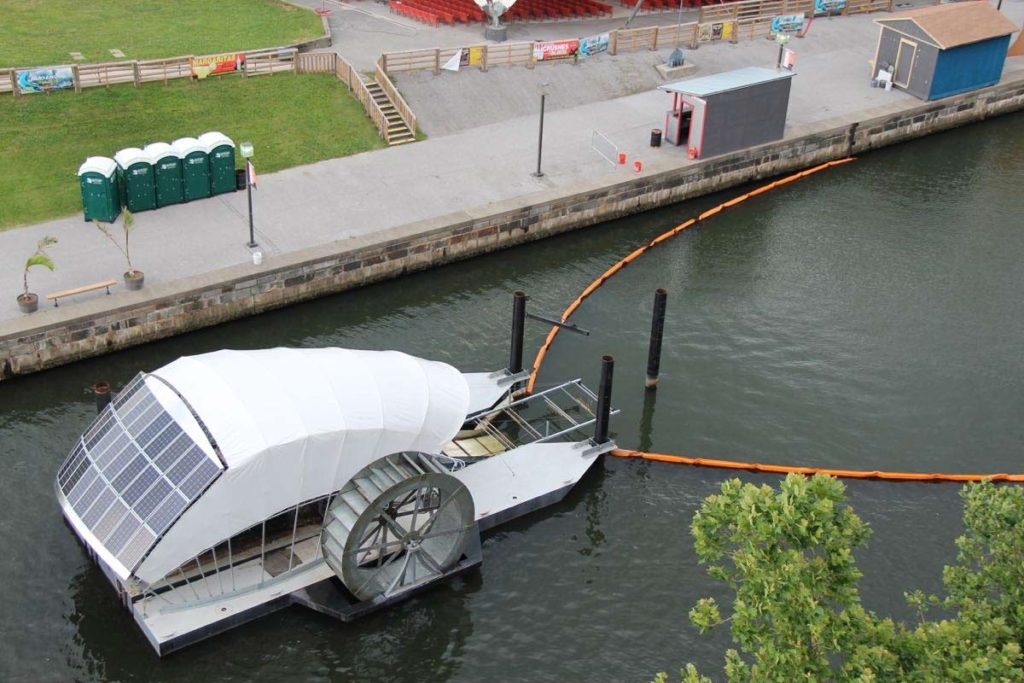 Mr Trash Wheel